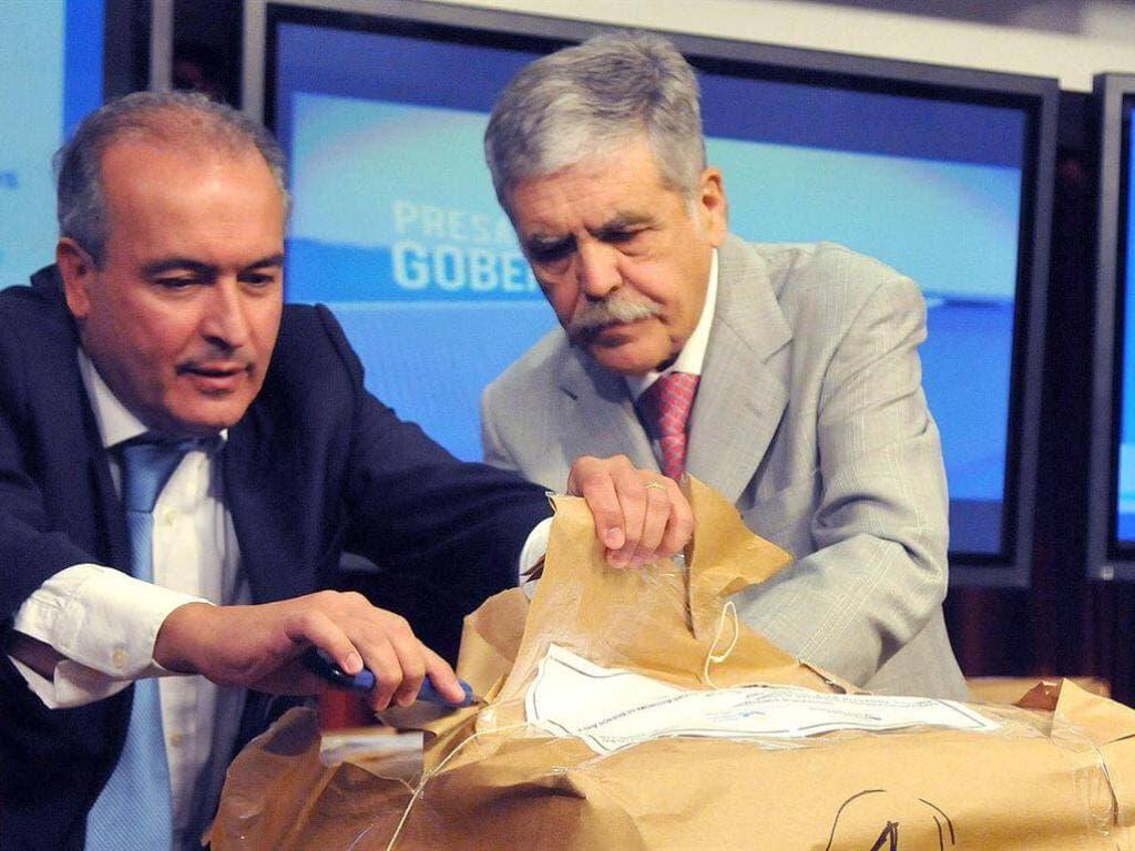 Top para Julito de Vido: faltan $3,270 millones.