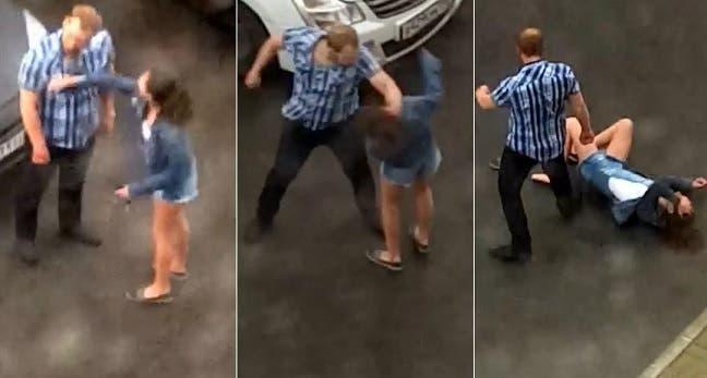 #Niunomenos, hombre se venga de golpiza de su novia