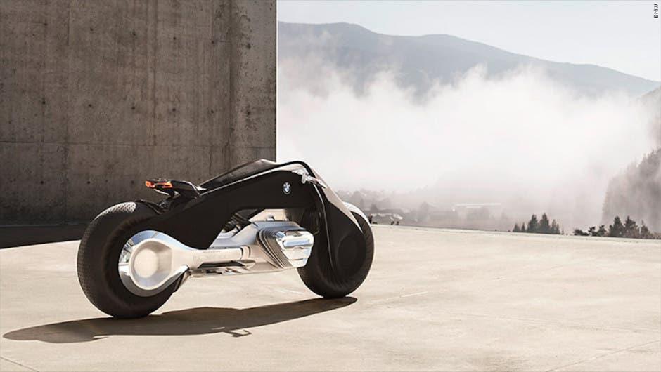 ¿Cómo será la moto del futuro? BMW tiene una gran propuesta