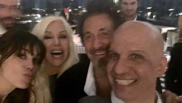 Al Pacino llegó a Argentina y revolucionó el aeropuerto