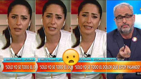 Victoria Vannucci le hará juicio a las redes sociales