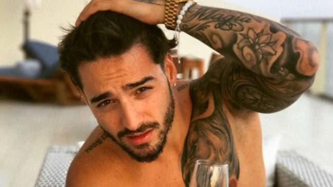 El sensual vídeo de Maluma que enloquece a sus fans