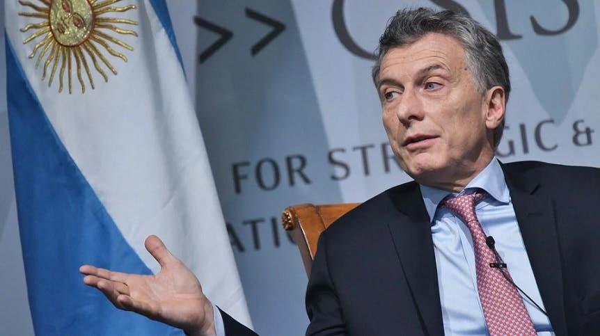 Macri comparó a Santa Cruz con Venezuela en una reunión con exmandatarios