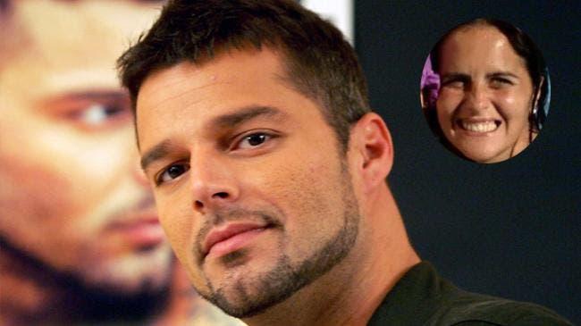 El emotivo mensaje de Ricky Martin a una mamá con cáncer