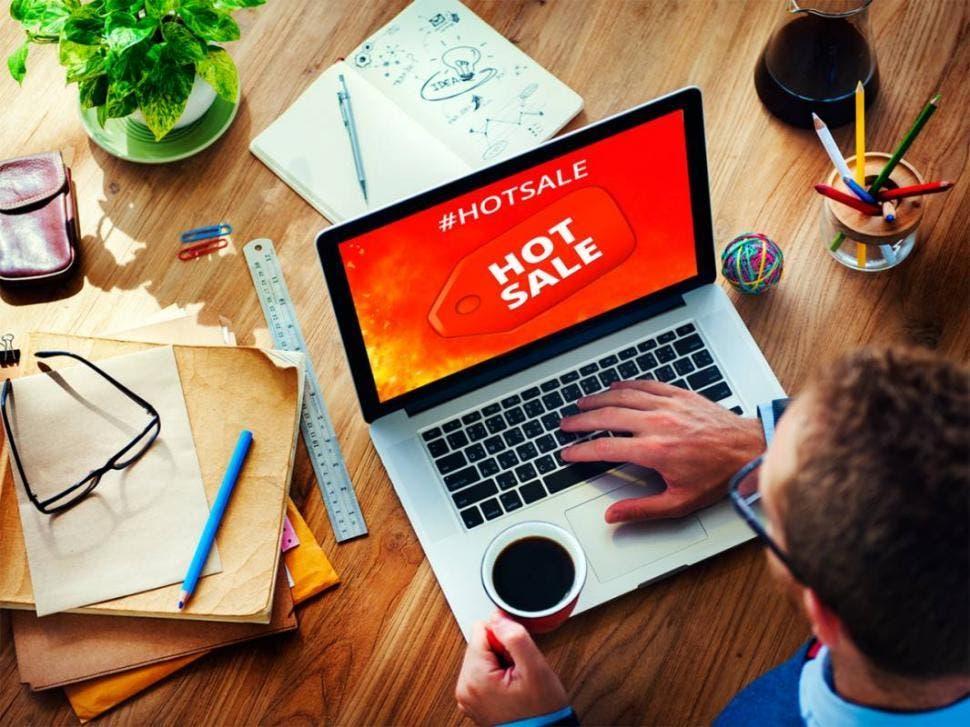 Hot Sale 2017: 350 empresas anunciaron descuentos de hasta un 50%