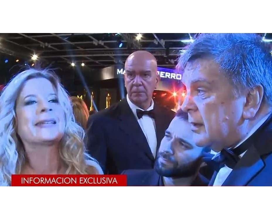 La picante declaración de Griselda Siciliani por su escote en los MF