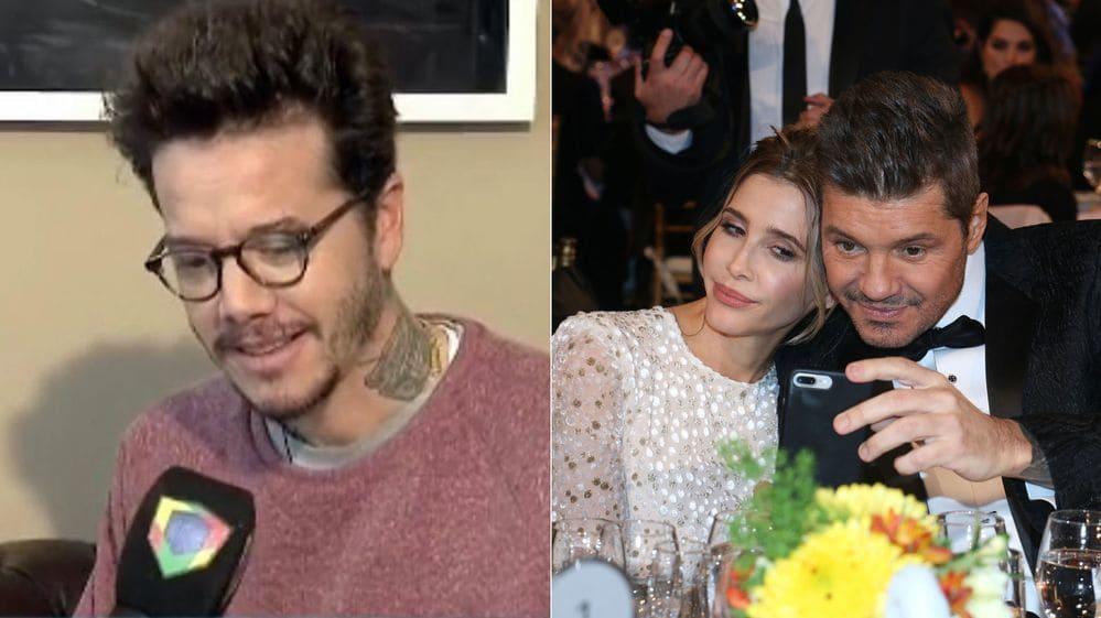 Sebastián Ortega habló de la relación de Guillermina Valdes y Marcelo Tinelli