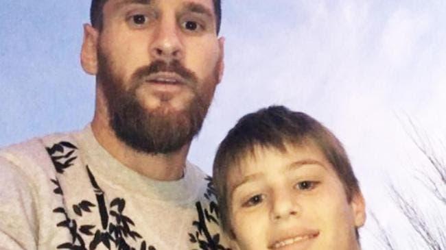 30 años de vida, 30 títulos con el Barcelona — Messi