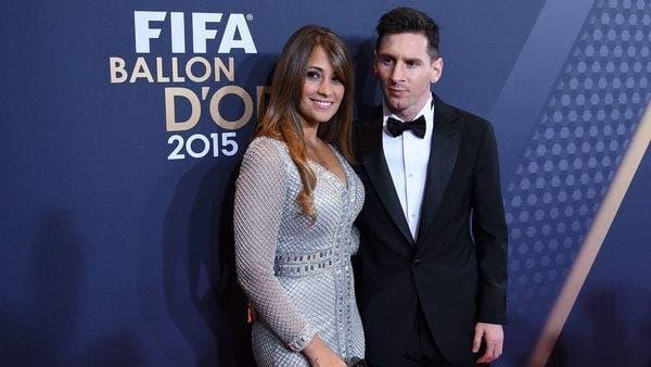 Lista de invitados de boda de Messi causa polémica