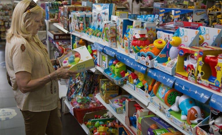 Tres cuotas sin interés para comprar juguetes nacionales — Día del Niño