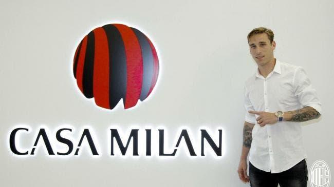 Lucas Biglia se equivocó de arenga e hinchas 'rossoneros' se molestaron — Milan