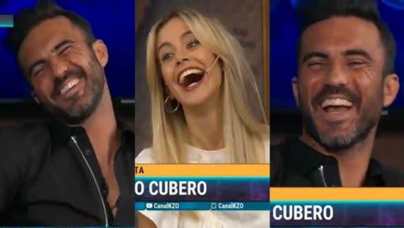 ¿Qué pasó entre Fabián Cubero y Rocío Robles?