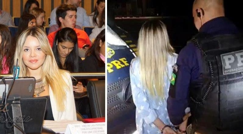 Detuvieron a una dirigente del PRO en Brasil por portación de drogas