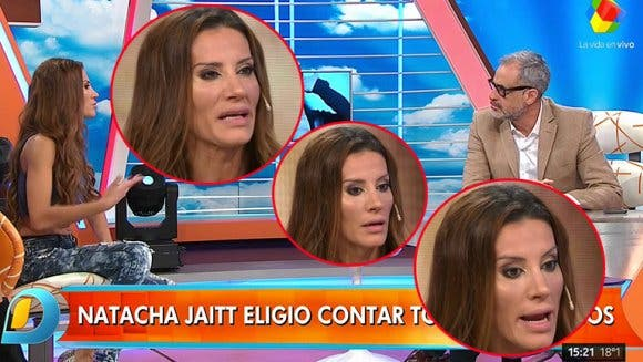 Desgarradora crisis de llanto de Yanina Latorre — Explotó