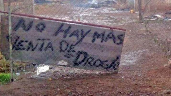 Las Heras: