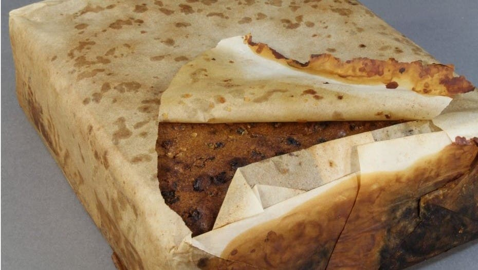 Un pan de 106 años en perfectas condiciones