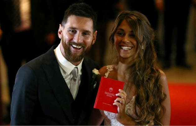Polémica por las donaciones de los invitados a la boda de Messi