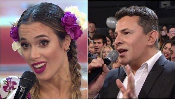 La pelea menos pensada: Chechu Bonelli versus Hugo Ávila