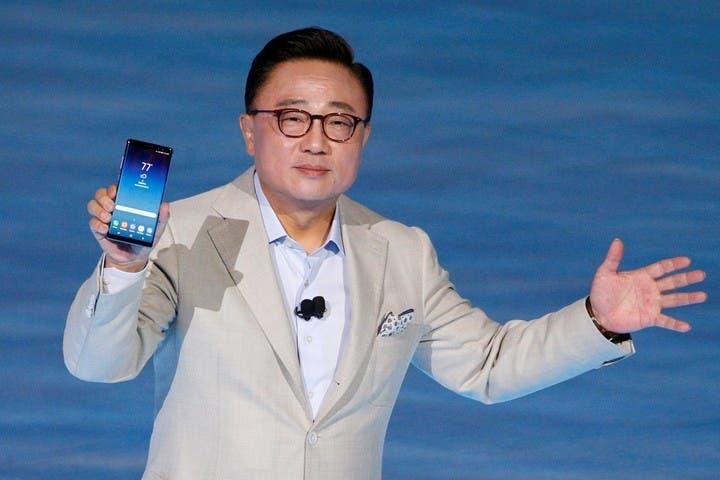 Se anuncia el Samsung Galaxy Note 8