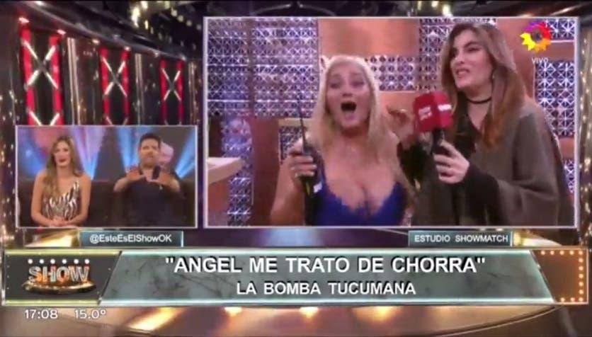 ¡Tremendo!: acusan a la Bomba Tucumana de robarse maquillaje en un supermercado