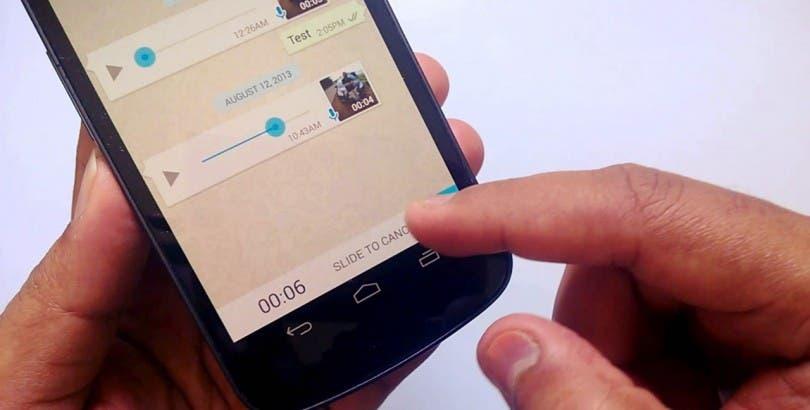 Lanzan aplicación que convierte a texto los audios de Whatsapp
