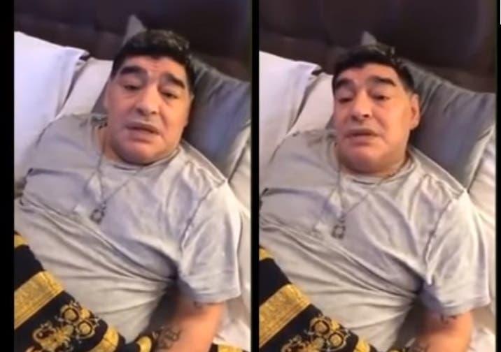 Maradona defendió a River y cree en su remontada en la Libertadores