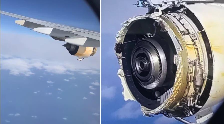 Un Airbus A380 debió aterrizar de emergencia por una falla técnica