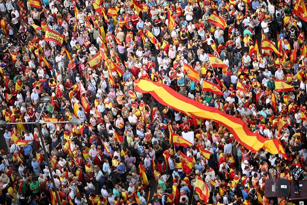 Cataluña critica la