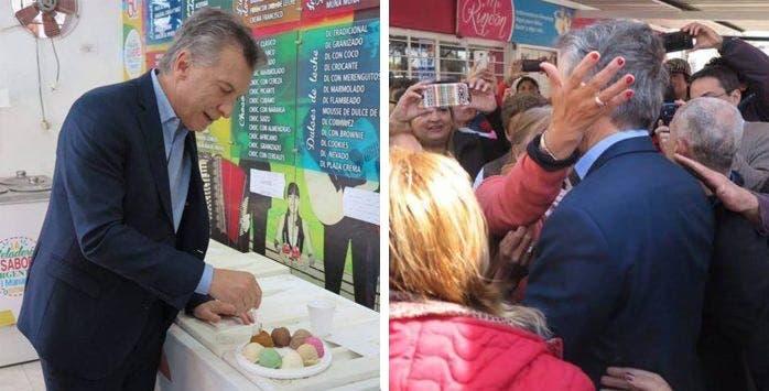 La historia de la heladería de Tucumán que sedujo al presidente Macri