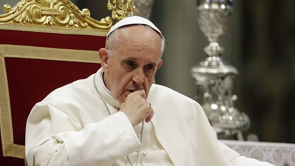 Netflix prepara una película sobre el Papa Francisco