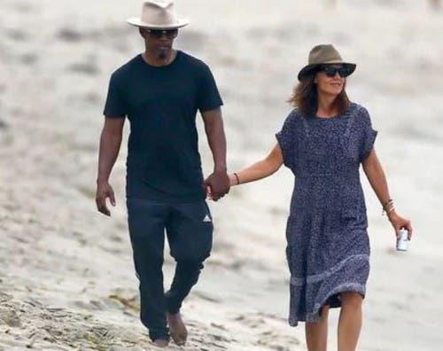 Katie Holmes y Jamie Foxx ya no esconden su romance