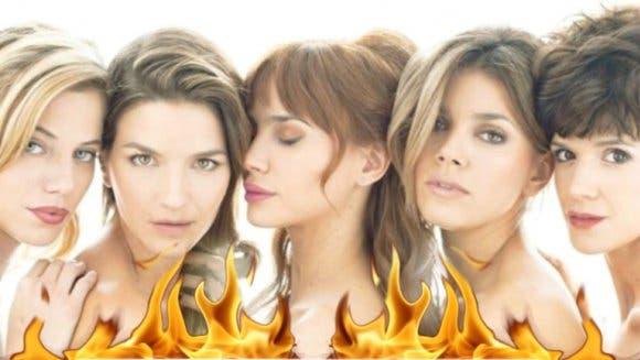 Marcela Kloosterboer y Natalie Pérez publicaron una foto hot y explotó Instagram