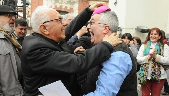Carlos Sánchez ya es el nuevo Arzobispo de Tucumán