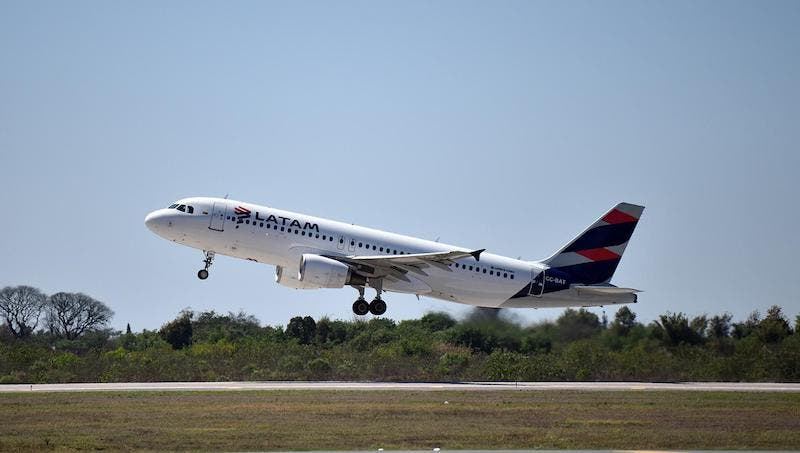 El primer vuelo San Juan- Santiago de Chile está completo — Gran demanda