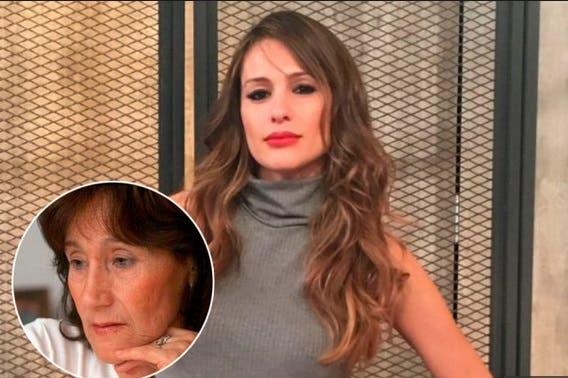 Moria Casán trató de tontas y descerebradas a Nicole y Pampita