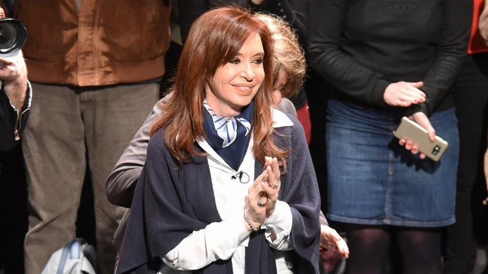 Cristina Kirchner reaparecerá en un acto peronista