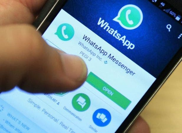 WhatsApp revela los móviles donde dejará de funcionar en 2018