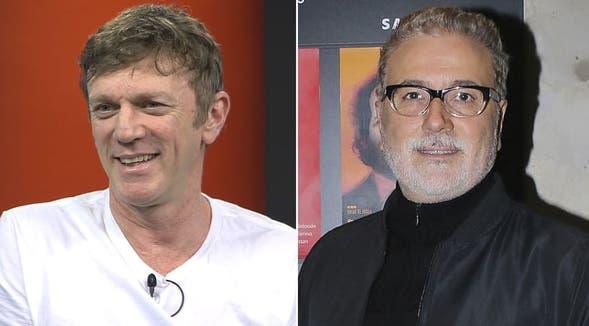 D'Elía y Oliván acusaron al productor en Twitter — Villarruel contra todos