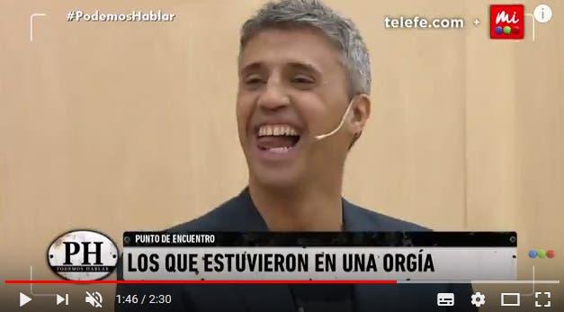 La sorprendente declaración sexual de Hernán Crespo