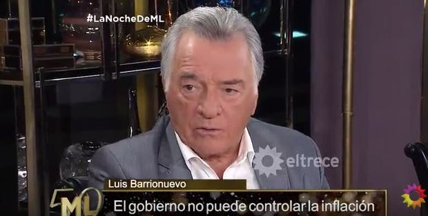 Luis Barrionuevo:
