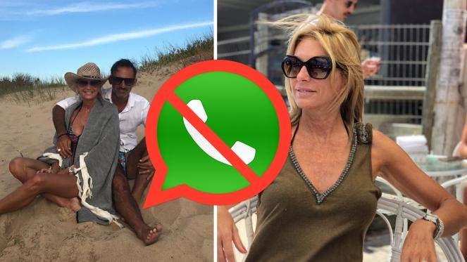 Yanina Latorre bloqueó a Diego en WhtasApp ¿qué pasó?