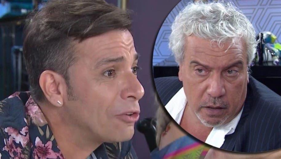 Cruce picante entre Martín Bossi y Coco Sily