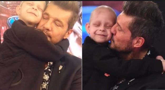 Murió Anahí, la pequeña que emocionó a Marcelo Tinelli en su programa
