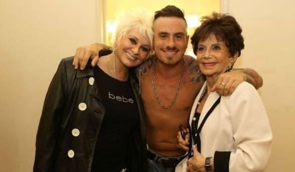 Federico Bal despidió a su abuela, Anita