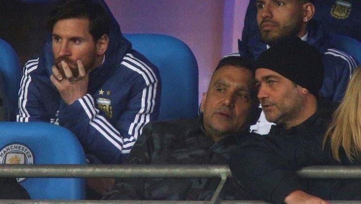 Lio Messi y el Kun Agüero se lo perdieron por lesión