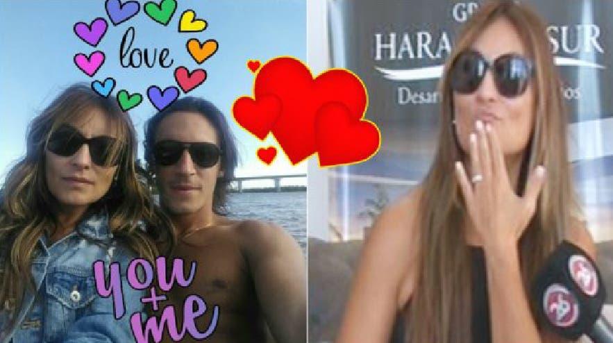¡Se comprometió Marcela Tauro!: