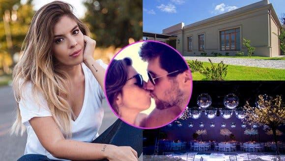 Todos los detalles del casamiento de Dalma Maradona