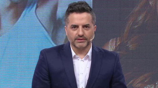 Polino le dijo NO a Laurita Fernández: