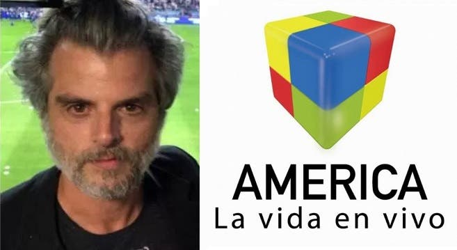 Tristeza por la muerte de Cristian Caracciolo, camarógrafo de América