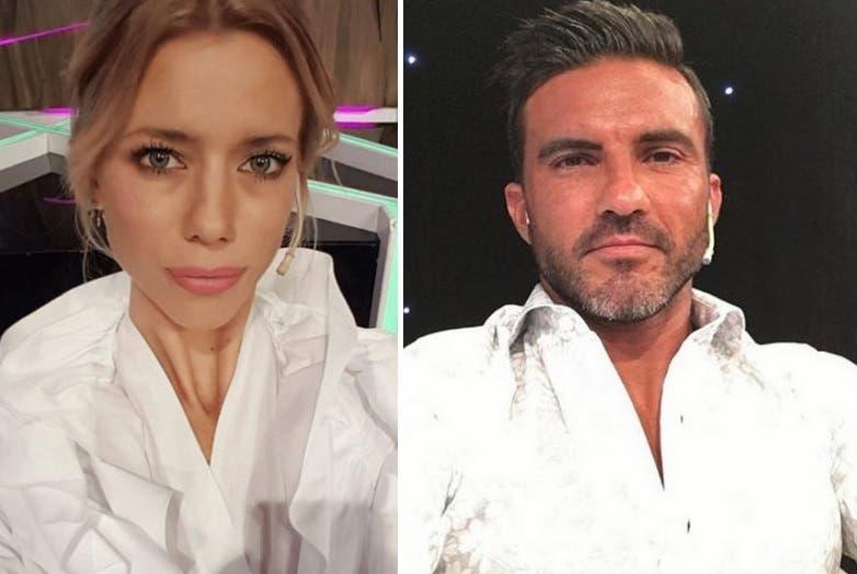 Nicole Neumann y Fabián Cubero firmaron el divorcio